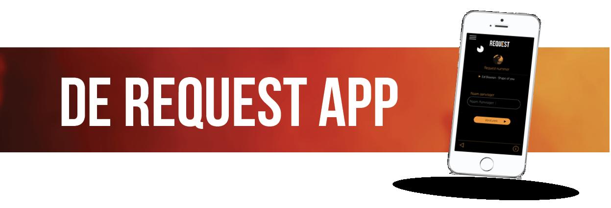 Request DJ app