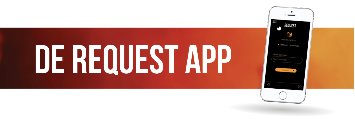 Request DJ app
