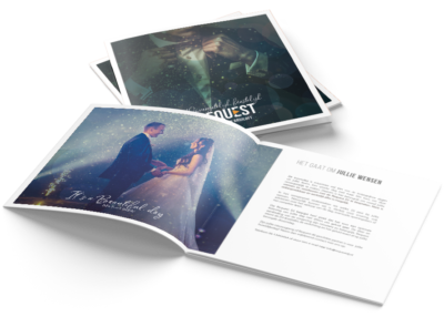 Request DJ Bruiloft brochure